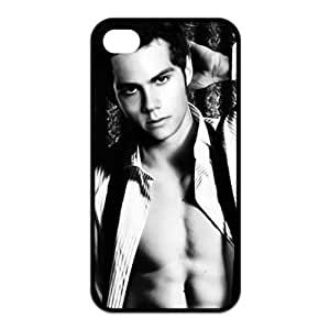 Dylan O'Brien Design TPU Case Protective Skin For Iphone 4 4s iphone4s-NY866