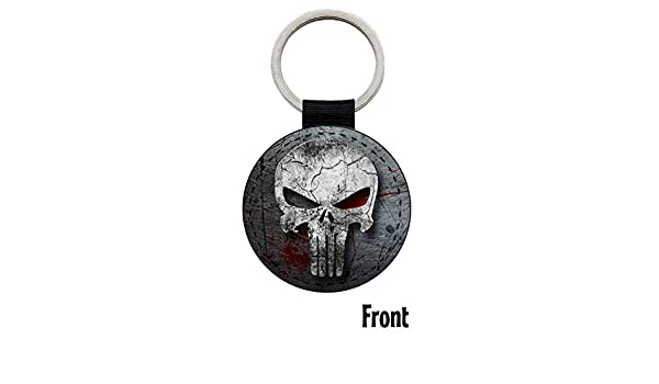 MasTazas The Punisher Llavero Keyring: Amazon.es: Juguetes y ...
