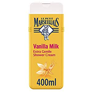 LE PETIT MARSEILLAIS Shower Cream Vanilla Milk Extra Gentle 400ml