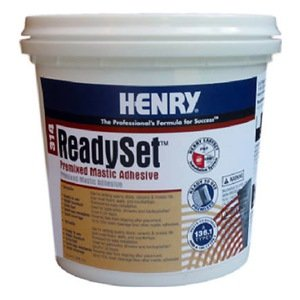 Henry HY314SET034 1 Quart Multipurpose Ceramic Tile Adhesive Tile