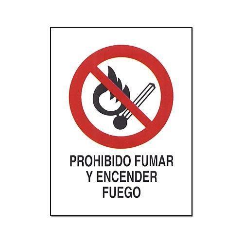 Cv Tools 0234 - Cartel pvc 40x30 prohibido apagar con agua ...
