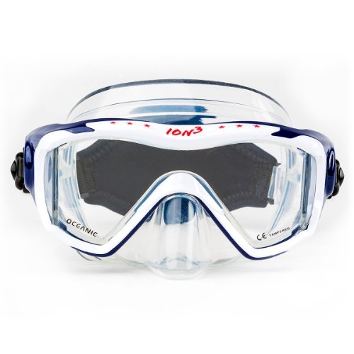 - Oceanic USA Ion3X Diving Mask