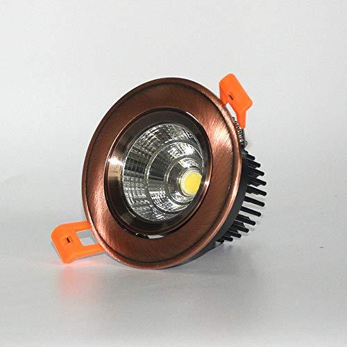 Gu10 Led Spot Light Fitting in US - 7