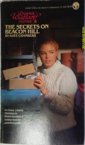 book cover of The Secrets On Beacon Hill