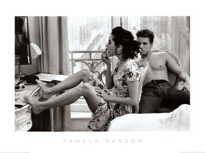 Pamela hanson bis black and white fashion lifestyle photography sexy print poster 23 5x31