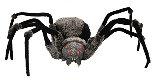 Seasonal Visions Spider Giant with Led Eyes -