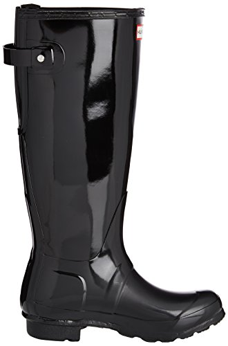 Back Gloss Hunter Original Womens Black Adjustable RE07E