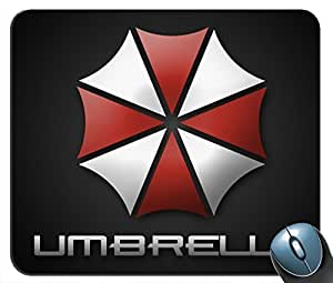 Resident Evil Umbrella - Custom Mouse Pad by runtopwell