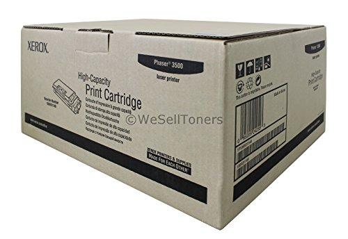 Xerox 106R01149 OEM Toner - Phaser 3500 High Capacity Toner 12000 Yield OEM (Phaser Laser Toner 3500)
