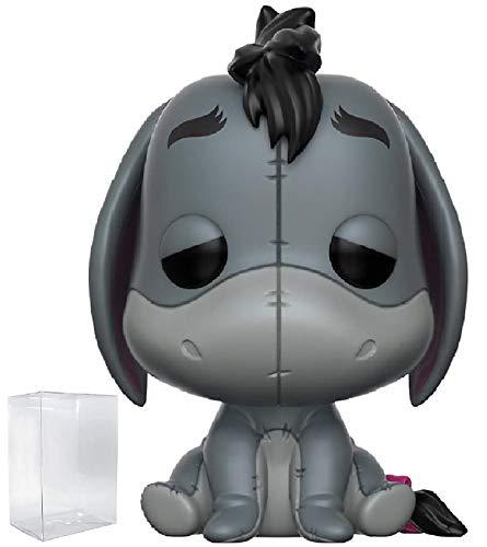 (Funko Disney: Winnie The Pooh - Eeyore Pop! Vinyl Figure (Includes Compatible Pop Box Protector Case))