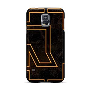 Protector Hard Phone Case For Samsung Galaxy S5 With Customized Colorful Rammstein Image WayneSnook