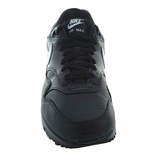 black 90 Max 001 white Nike 1 Uomo Fitness black Air Nero Scarpe Da RfxEwCzqx