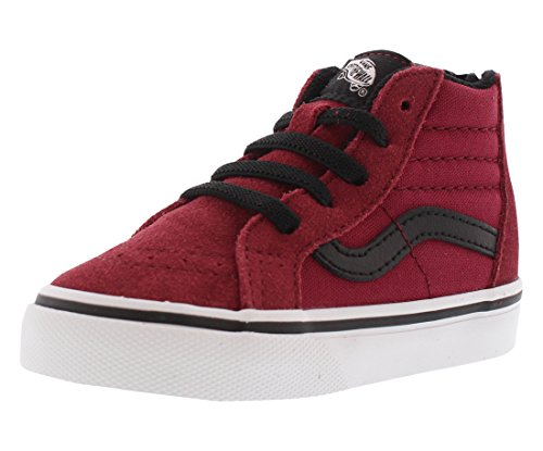 Vans Sk8-Hi-Zip Tibeta Skateboarding Infant's Shoes Size 6