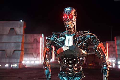 Terminator Wall - Innerwallz Terminator Genisys Robot Metal Wall Art, Pop Art, Poster, Art Prints | Rare Posters