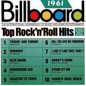 Billboard Top Hits: 1961 by Rhino