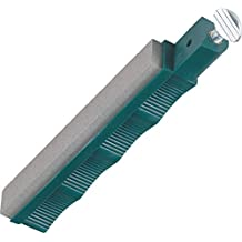 Lansky Medium Sharpening Hone with Green Holder