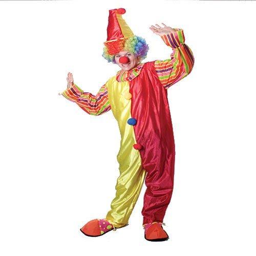 U.S. Toy Adult Clown Suit/3-Pc