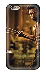 EmBPURC7078BKCST The Wolverine 2013 Movie Fashion Tpu 6 Case Cover For Iphone