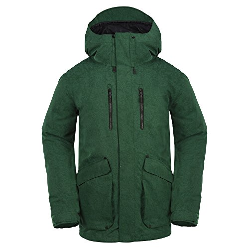 Volcom Mens Pat Moore 3-In-1 Snow Jacket by Volcom