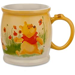 Winnie the Pooh Watercolor Mug