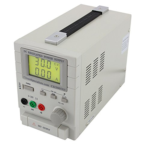 CSI3005X5 Linear Power Supply 0-30V - 0-5A Dual Output