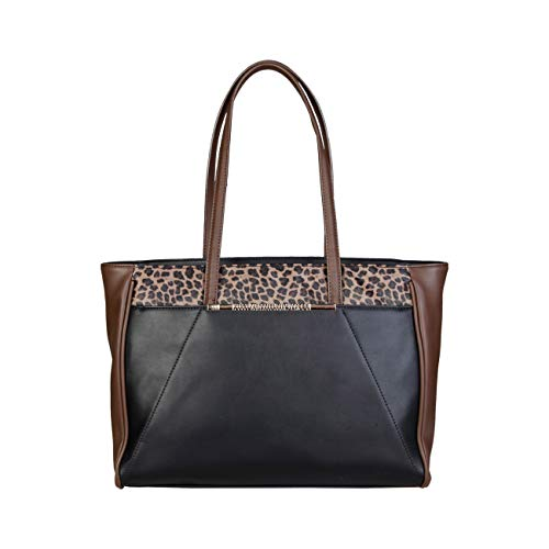 Black Bag Cavalli Women Designer Shopping Bag Genuine Shopping Class RWqI8A