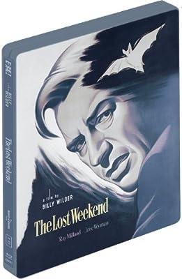 The Lost Weekend [Masters of Cinema] (Ltd Edition Blu-ray Steelbook) Region B