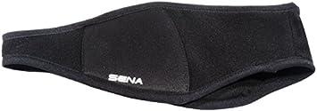 Black Sena SNOWTALK-10L Long Range Bluetooth Intercom and Stereo Headset
