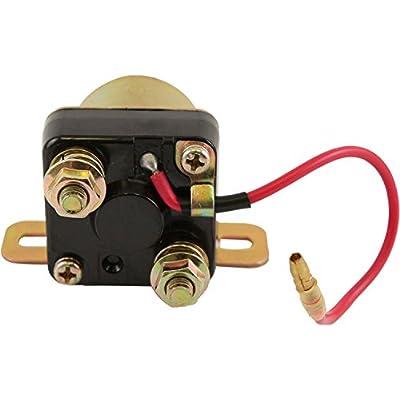 DB Electrical SMU6080 Starter Relay: Automotive
