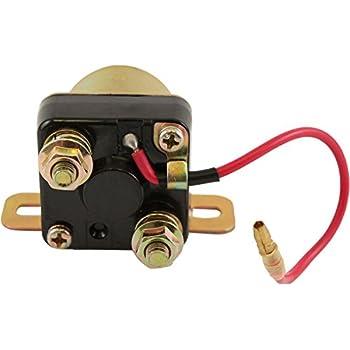 db electrical smu6080 new starter relay for polaris atv magnum scrambler  sportsman trail blazer trail boss xplorer xpress snowmobiles 340 500 550  600 700