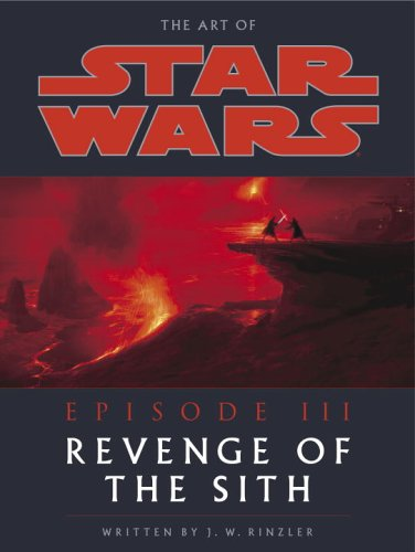 Download The Art of Star Wars, Episode III - Revenge of the Sith pdf epub