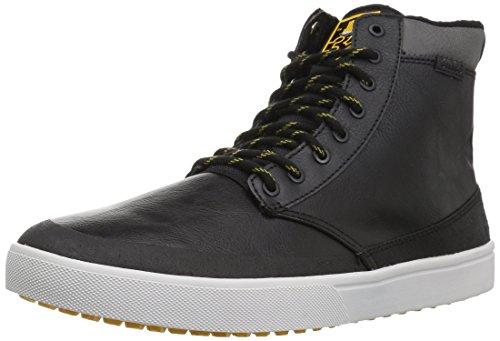 Etnies Männer Jameson Htw Skate Schuh Schwarz / Grau / Gelb
