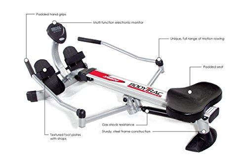 Stamina Body Trac Glider 1050 Rowing Machine by Stamina (Image #2)