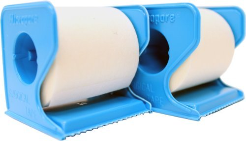 3M Health Care 1535-2 Paper Surgical Tape Dispenser Pack 2 x 10 yd. Size (Pack of 60) [並行輸入品]   B07QMT2LTZ