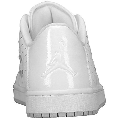 81832ce89304e8 60%OFF Nike Jordan Illusion Low Men s Basketball Shoes White White-Grey Mist