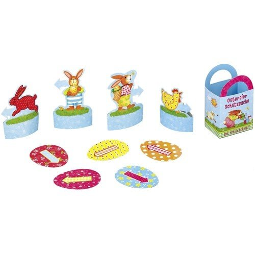 Spiegelburg The Bunnies Rabbits Easter For Colourful 21198 Searching Treasure rxrnqp1