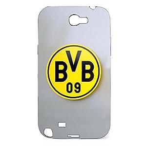 Contract Design 3D Borussia Dortmund BVB Phone Case forSamsung Galaxy Note 2 N7100 Dortmund Logo BVB09 Logo