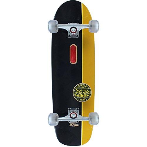 Sector 9 Tudor Pro Black/Gold Complete Skateboard -9.12x32.5