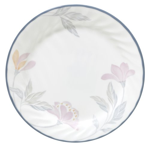Corelle Impressions 7-1/4-Inch Salad/Dessert Plate, Pink ()