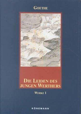 Die Leiden Des Jungen Werther (Cloth Bound Pocket Series)
