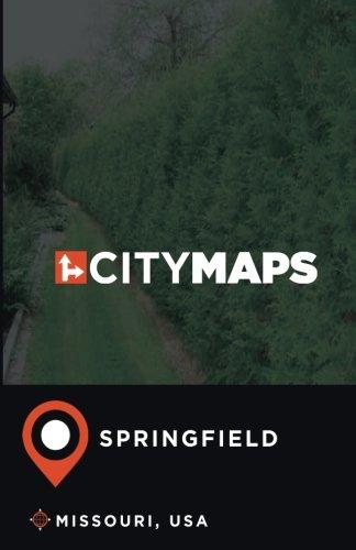 City Maps Springfield Missouri, USA - Missouri State Map