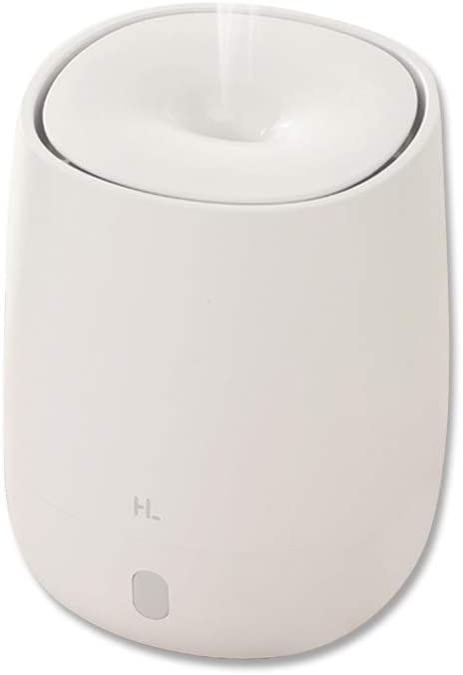 Guangmaoxin para Mijia Humidificador Portátil 120ml, Ultrasónico Mini Humidificador Aire USB Vaporizador, para el Dormitorio Oficina de Viaje