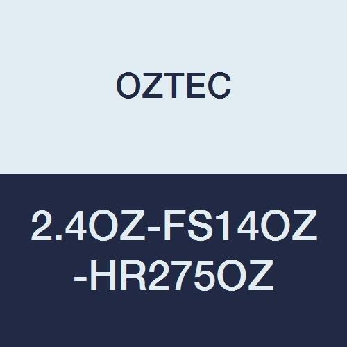 2-3//4 Rubber Head 14/' Flexible Shaft 2-3//4 Rubber Head 14 Flexible Shaft OZTEC 2.4OZ-FS14OZ-HR275OZ Concrete Vibrator 1 Phase AC//DC 17 Amp Motor