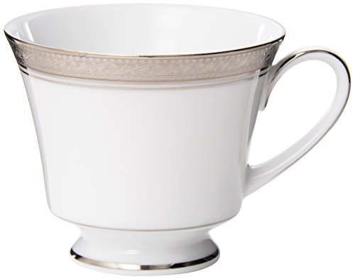 Noritake Crestwood Platinum Cup (Noritake Porcelain Mug)