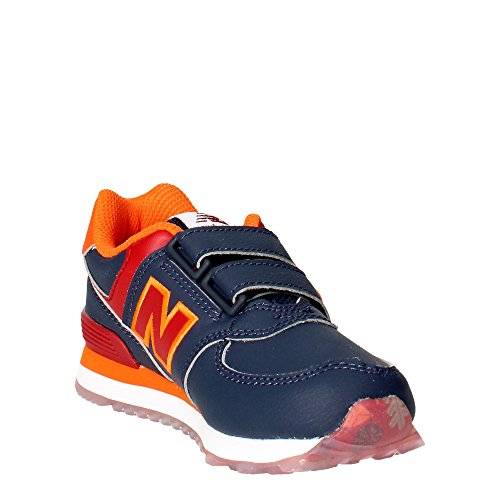 Shoes NEW BALANCE kids KV574Z6Y Z6 - Navy/Red
