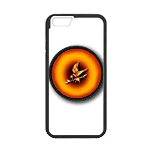 iPhone 6 Plus 5.5 Inch Cell Phone Case Black Hunger Games ldbb