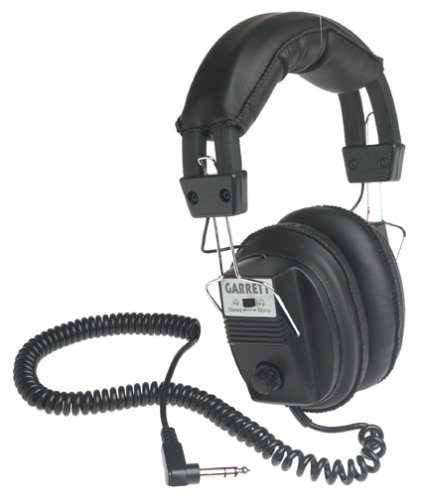Auriculares de detector de metales Garrett MASTER sonido: Amazon.es: Jardín