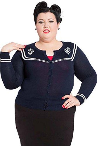 Voodoo-Vixen-Retro-50s-Plus-Size-Frances-Sailor-Girl-Anchor-Navy-Cardigan-Sweater