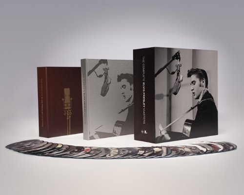 THE COMPLETE ELVIS PRESLEY MASTERS (Limited & numbered first edition)