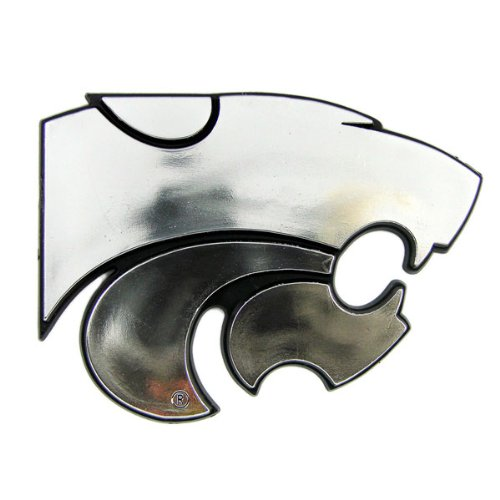 Team ProMark NCAA Kansas State Wildcats Chrome Automobile ()